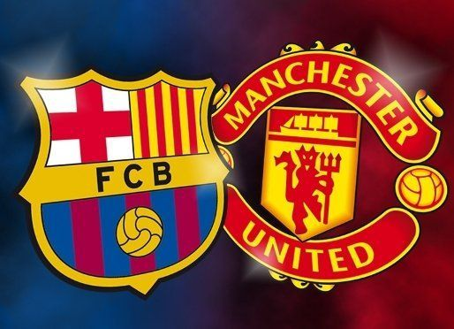 Barcelona and Manchester United will reignite their rivalry in the Champions League next week