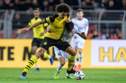 Dortmund will depend on Witsel to provide the balance in midfield