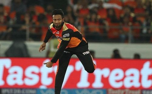 Shakib Al Hasan is one of the top all-rounders across the cricketing landscape