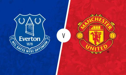 Everton welcome Manchester United this Sunday