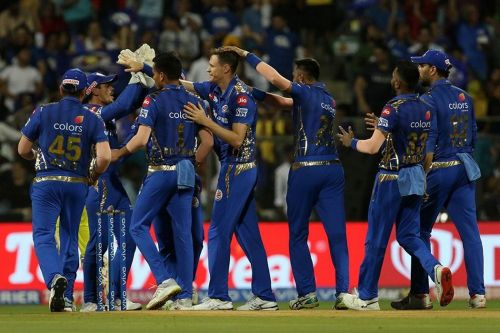 Mumbai's bowling attack looks ruthless