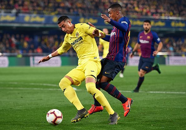 Malcom was tireless out of possession and threatening regularly with the ball at his feet