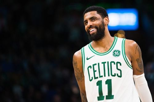 Due to his expiring contract, Kyrie Irving is expected to leave the Boston Celtics this summer