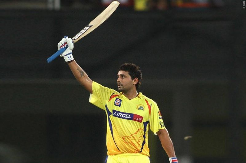 Murali Vijay - A prolific scorer for CSK in the past(Image courtesy: IPL T20.com/BCCI)