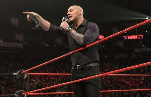 Baron Corbin is not the Superstar many fans wanted to see Kurt Angle face at WrestleMania 35