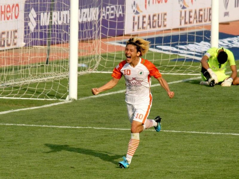 Katsumi had a decent time with NEROCA