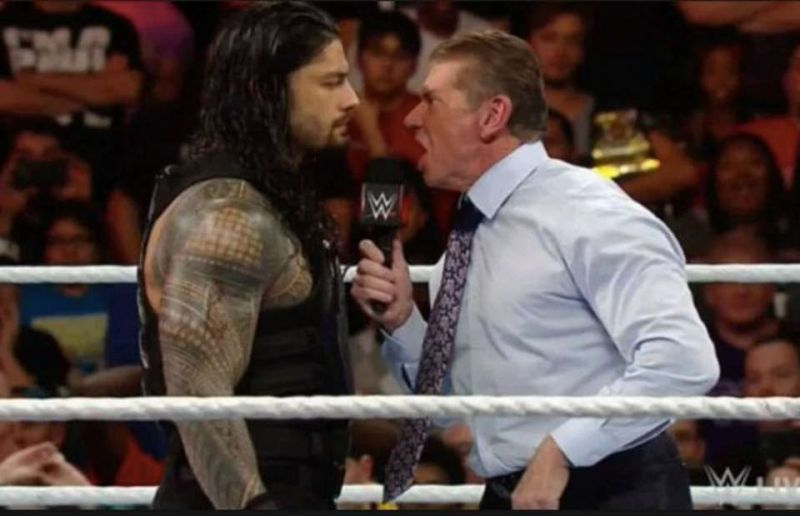 why wwe kept roman reigns off raw after wrestlemania 35