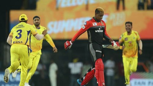 Hetmyer has made a mess of whatever chances RCB gave him