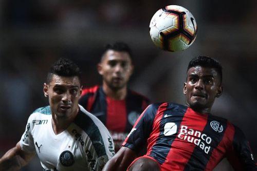 San Lorenzo v Palmeiras - Copa CONMEBOL Libertadores 2019