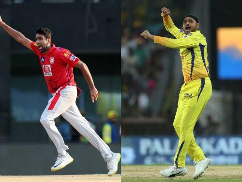 R Ashwin and Harbhajan Singh (picture courtesy: BCCI/iplt20.com)