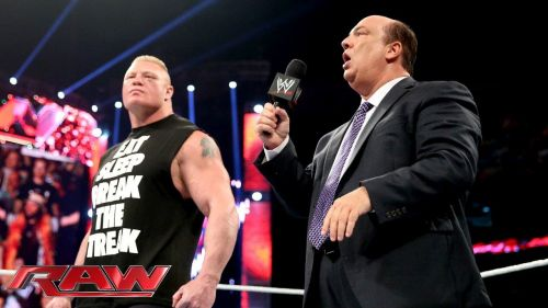 What does Heyman have planned for the show?