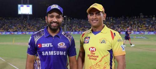 Rohit Sharma vs MS Dhoni