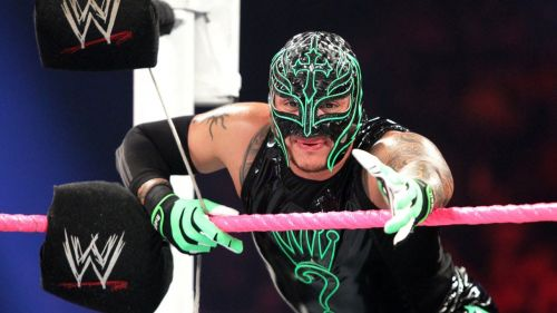 Rey Mysterio has delivered some interesting botches throughout his WWE career