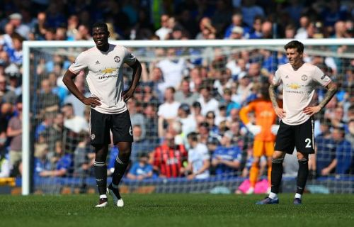 United were hammered by Everton at Goodison Park on Sunday