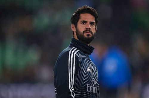 Its 2 in 2 for Isco