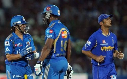 Sachin Tendulkar And Dwayne Smith