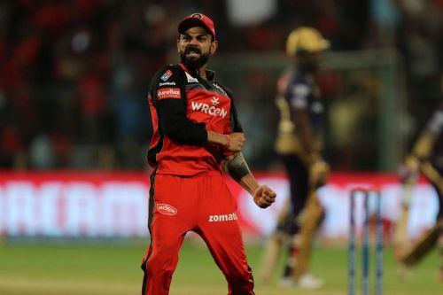 Can Virat Kohli help RCB salvage some pride in front of their home fans? (Image Courtesy: IPLT20)