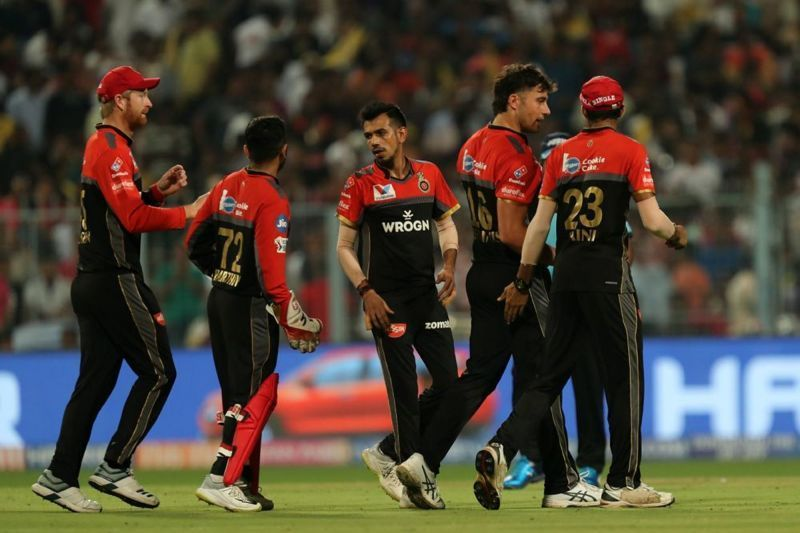 The bowling woes are yet to get sorted for RCB