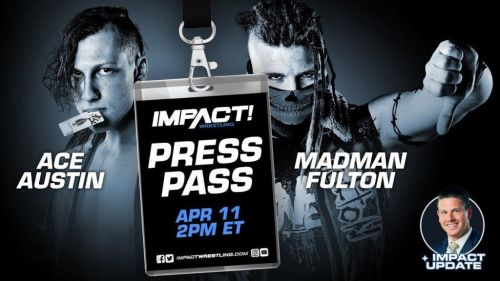 Ace Austin and Madman Fulton are making a name for themselves!