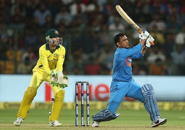 MS Dhoni is raring to go