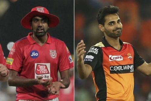 Ashwin vs Bhuvi