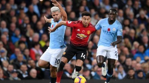 The match between the city rivals could determine the fate of the Premier League