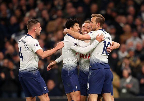 Tottenham have had another impressive season under Mauricio Pochettino