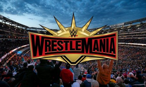 WrestleMania is just days away.