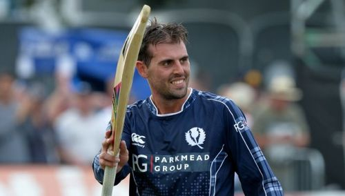 Macleod made heads turn with his fine century against England
