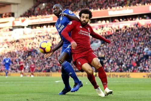 Liverpool FC v Cardiff City - Premier League