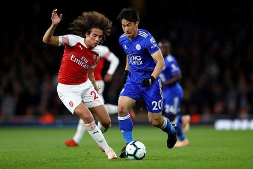 Leicester have won 3 of their last 5 games, whereas Arsenal have lost 3 of their last 5 games
