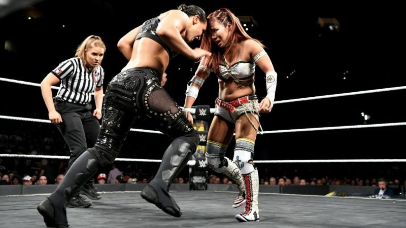 Yet another callup from NXT!