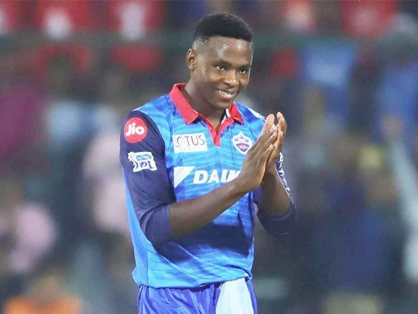 Kagiso Rabada playing for the Capitals (picture courtesy: BCCI/iplt20.com)