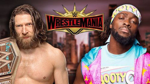 Daniel Bryan is set to defend the WWE championship against Kofi Kingston.