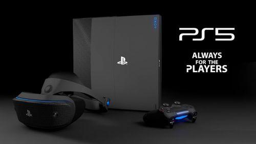 PS5 concept art