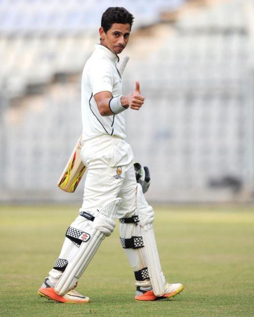 सिध्देश लाड ने अपनी राज्य की टीम के लिए बेहतरीन प्रदर्शन किया है