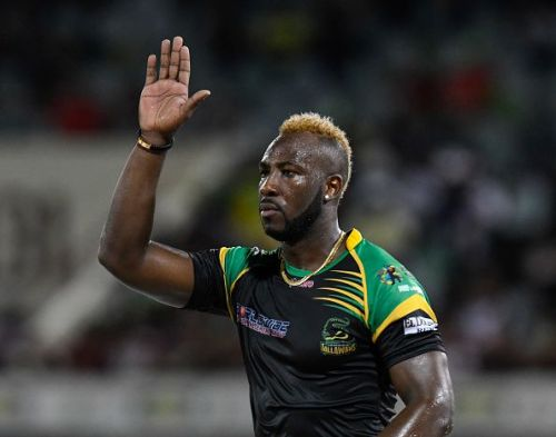 Andre Russell has set the stage on fire this IPL!