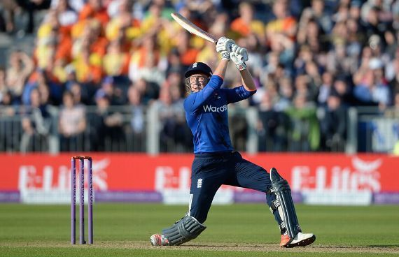 Jonny Bairstow struck a match-winning 83 in the series decider