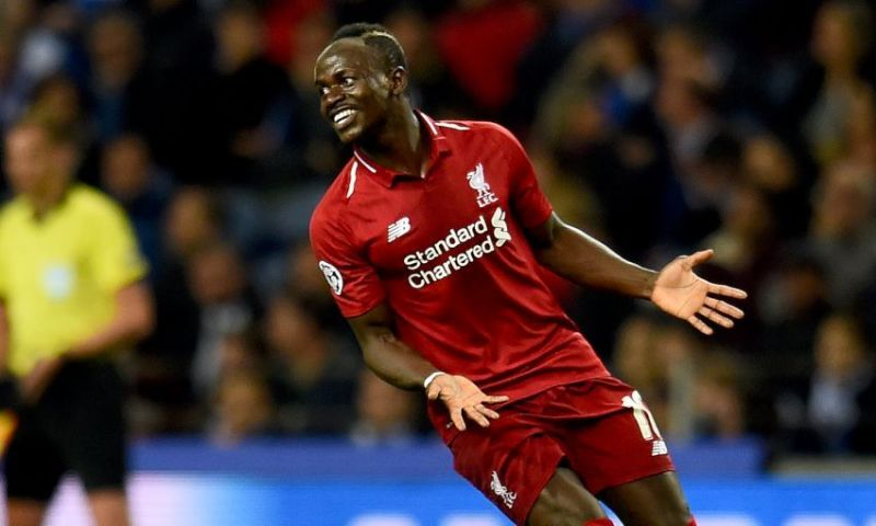 Mane is thriving in his best days as a footballer
