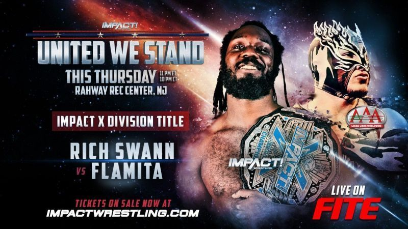 rich swann vs flamita