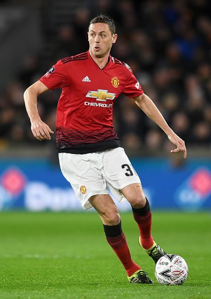 Matic is expected to start for Manchester United