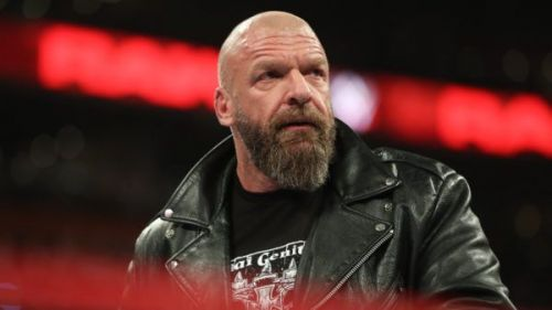 Triple H has a long way to go before he finally retires