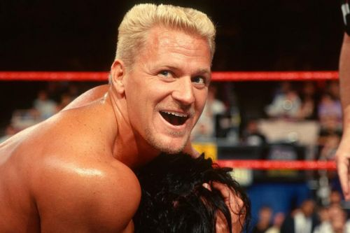 Jeff Jarrett once had a fan get involved in one of his matches.
