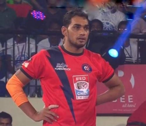The Hawk played for Dabang Delhi KC last season