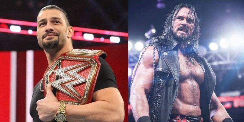 WrestleMania 35: Roman Reigns vs Drew McIntyre