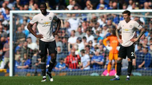 United slump to a 4-0 defeat