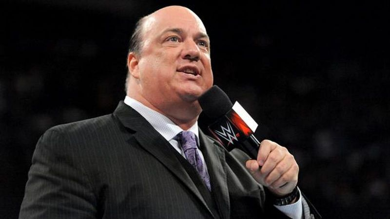 Image result for Paul Heyman 2019