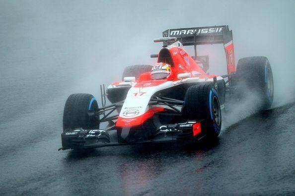 The 2014 Japanese GP was sadly Jules Bianchi