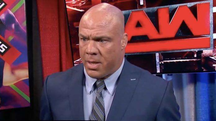 Kurt Angle will wrestle his final match next weekend