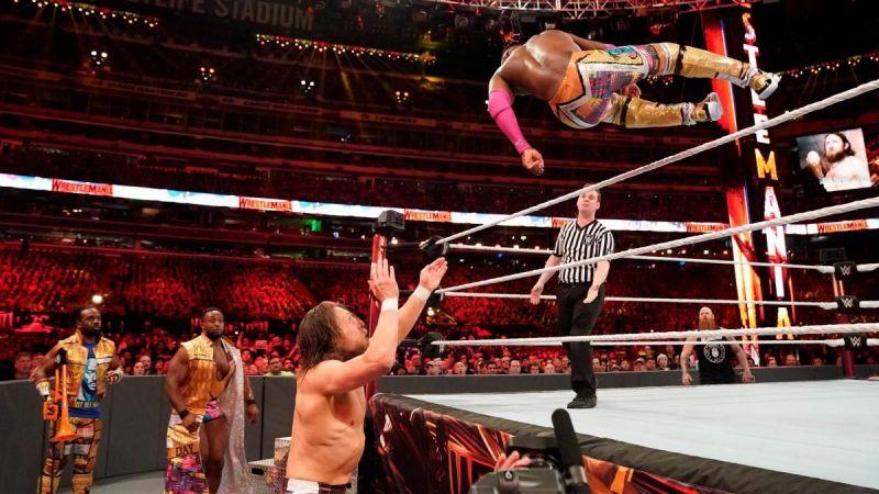 The best WrestleMania feuds